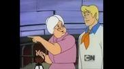 The New Scooby-doo Movies: The frickert fracas(bg audio)