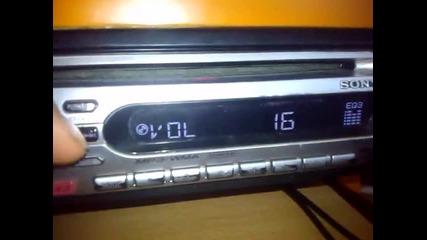 Sony xplod bass