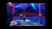 Али и Вики - Елиминирането на Тодор Кирков - Dancing Stars 2