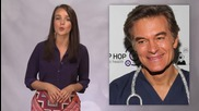 Dr. Oz Addresses the Haters Petitioning to Get Him Fired