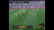 Барселона - Виляреал 3:3 Гол На Даниел Алвеш