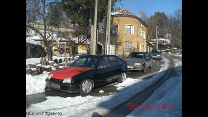 Опел Кадетт 1984-1992