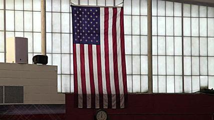USA: Living on a prayer? Bon Jovi endorses Clinton at Newark rally