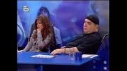Music Idol 2 - 27.02.08г. - Изпълнението на Стефка Тончева High Quality