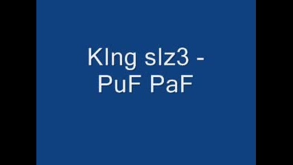 King Size - Puf Paf