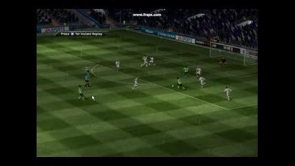 Fifa 11- Хубав Гол
