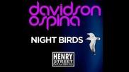 Davidson Ospina - Night Birds (main Mix)
