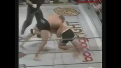 Най - Добрия Българин в бойния спорт