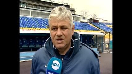 Стойчо Стоев: Това, което виждам на тренировки, ми дава оптимизъм