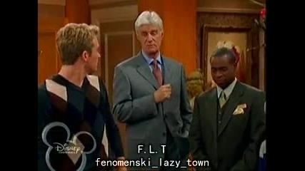 The Suite life of Zack and Cody / Лудориите на Зак и Коди Епизод 3 Богатата Мади Бг Аудио