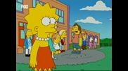 Семейство Симпсън - С19 Е06 Бг Аудио Цял Епизод