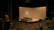 3d видео заснето в студио