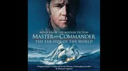 Master and Commander Soundtrack - Smoke N Oakum