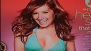 Ashley Tisdale Shape Magazine