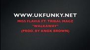 Flavia Ft. Tribal Magz – Walkaway