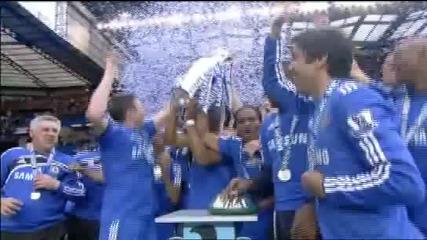 Barclays Premier League Champions 2010