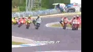 Troy Bailyss Crash At Australian Motogp