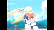 Mahou Shoujo Lyrical Nanoha / t. A. T. u Megamix