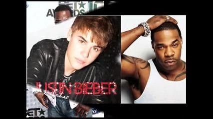 !! !! - Justin Bieber ft. Busta Rhymes - Drummer boy