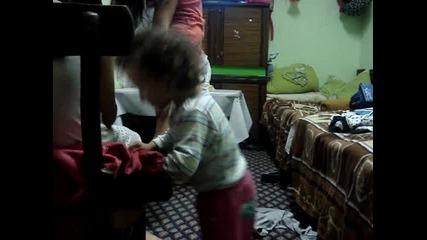 bebka tancuva