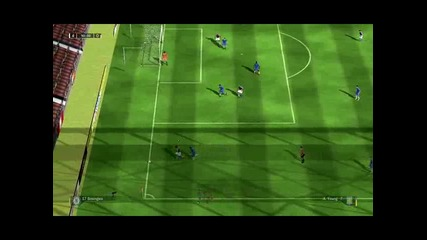 Fifa 09 Aston Villa 6:0 Chelsea part 4