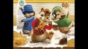 Началната песен на Финиъс и Фърб и испълнена от Chipmunks