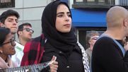 USA: Hundreds block off main San Fran street in Jerusalem protest