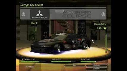 Best Garage Ever Nfsu2