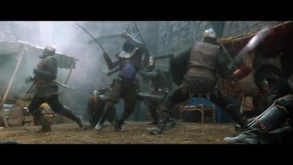 СЕДМИЯТ СИН: Молкин и нейната армия атакуват града (откъс от филма)