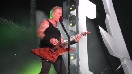 Metallica ⚡⚡ Master of Puppets // Metontour - Seattle Wa 2017