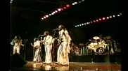 The Commodores - Flying High Live 1978