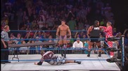 Tables Match: Ethan Carter Iii vs. Bully Ray (july 3, 2014)