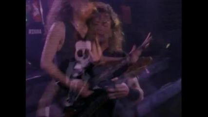 [hq] Metallica - Creeping Death (live 1989 Seattle) 720p!