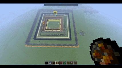моят Начин за Защита -minecraft-