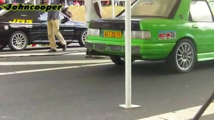 Sierra Cosworth vs Escort Cosworth