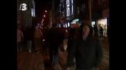 Протест срещу застрояването на парк Витоша - част 1