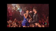 Rihanna & Maroon 5 - If I Never See Your Face Again - Live @ Fnmtv - 27.06.08 ( High Quality)