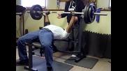 Да вдинеш 300 килограма