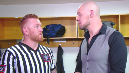 Heath Slater's night isn't over: Raw, Dec. 10, 2018