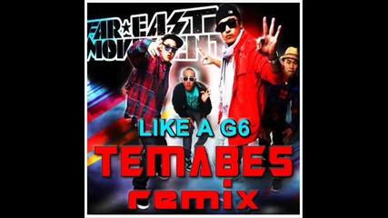 Far East Movement feat. The Cataracs - Like A G6