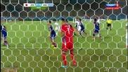 20.06.2014 Япония - Гърция 0:0 (световно първенство)