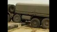 Татра T815 - 7 offroad truck,  високо проходим камион за армията