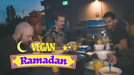 Ramadan goes vegan with a new generation