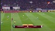 Ludogorets 3-3 Lazio (27.02.2014) Highlights [hd]