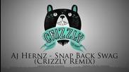 Aj Hernz - Snap Back Swag ( Crizzly Remix )