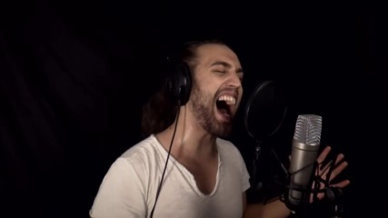 Dio - We Rock - Vocal Cover Yannis Papadopoulos , vocalist of Wardrum and Beast in Black