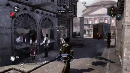 Assassins Creed Brotherhood Multiplayer Ep.2