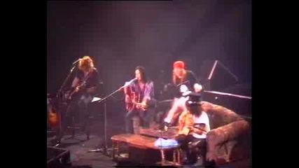 Guns N Roses - Dead Flowers
