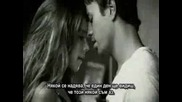 Enrique Iglesias - Somebodys Me БГ суб