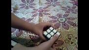Как да наредим кубчето на рубик?
